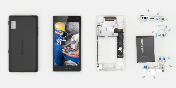 Fairphone2, il primo telefono etico